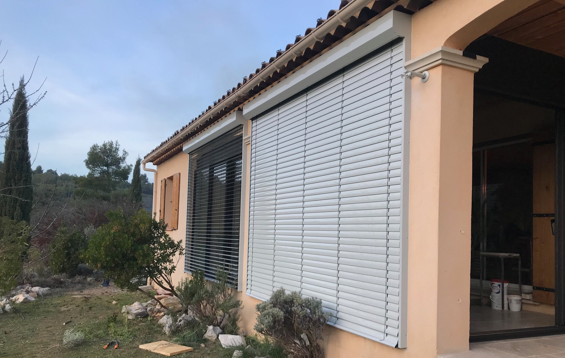 Brise Soleil Orientable (BSO) La Boutique du Menuisier Manosque